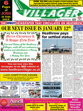 Issue 939:  15 December 2018   VIEW & DOWNLOAD PDF