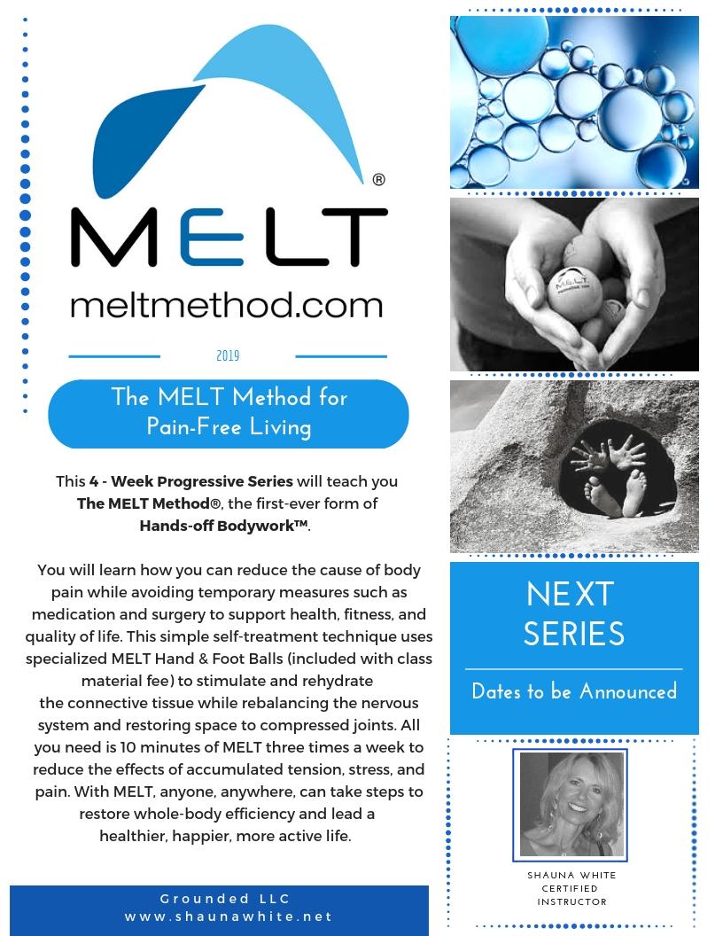 4-Week MELT Hand & Foot Series