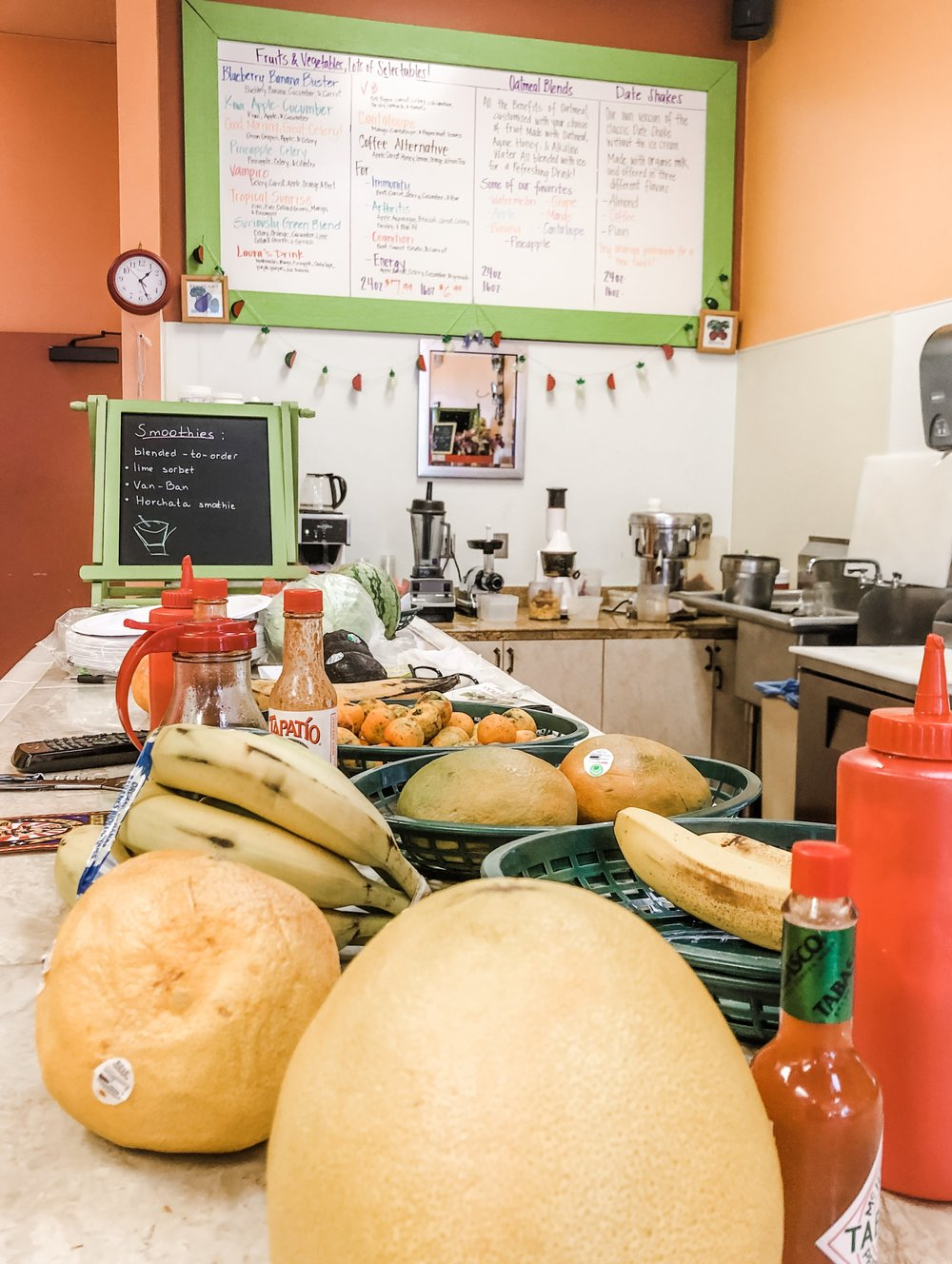 Serrano's Juice Bar & Grill | Tasty eats for a midday refuel
