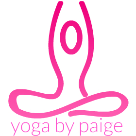 yoga by paige logo