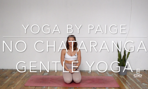 Online practice — Blog — Yoga by Paige