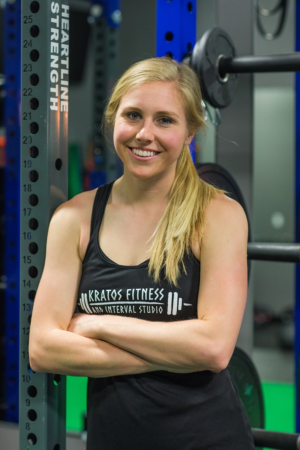 Avery Howard, Trainer - ACSM Certified Exercise Physiologist (EP-C), B.S in Exercise Science (Fitness Specialist), B.S. in Exercise Science