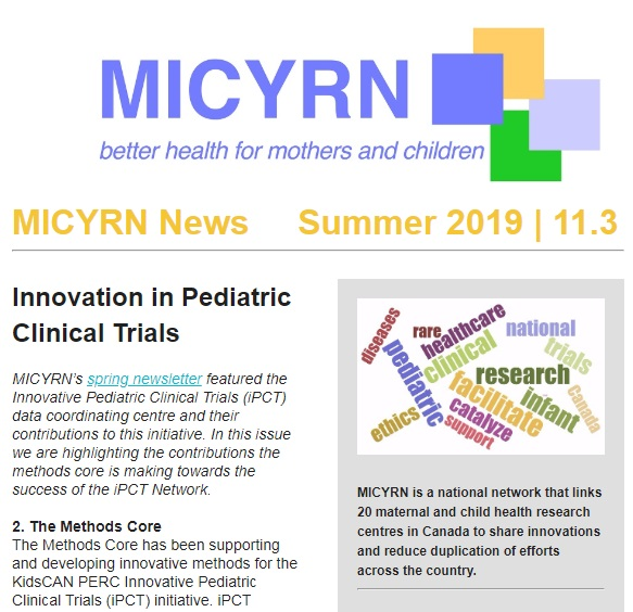 News and Posts — MICYRN Clinical Research Newsletter Template on clinical research brochure template, clinical medical research, clinical research business cards, clinical research powerpoint, clinical research logo,