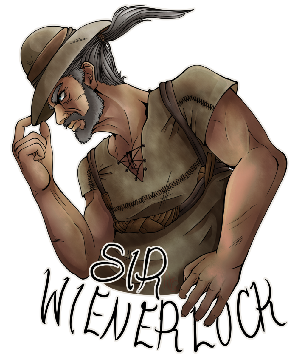 Sir Wienerlock by    Kaigsly