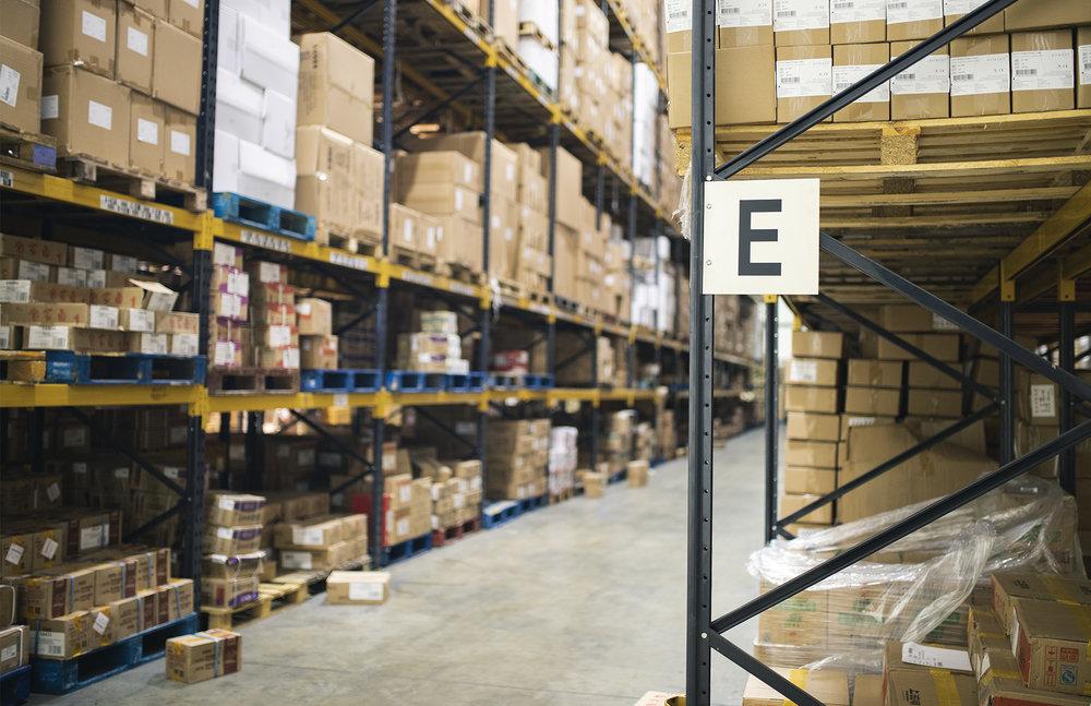Overseas Warehousing -