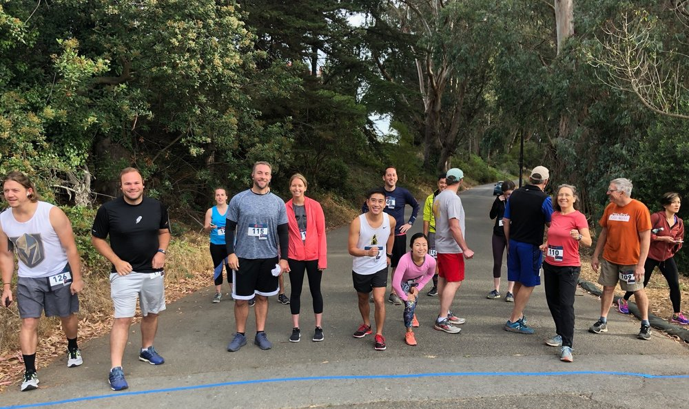 September 29, 2018 - Thanks for coming out to the inaugural Hops for Health 5k! After the walk/run, we enjoyed a much deserved beer bust.