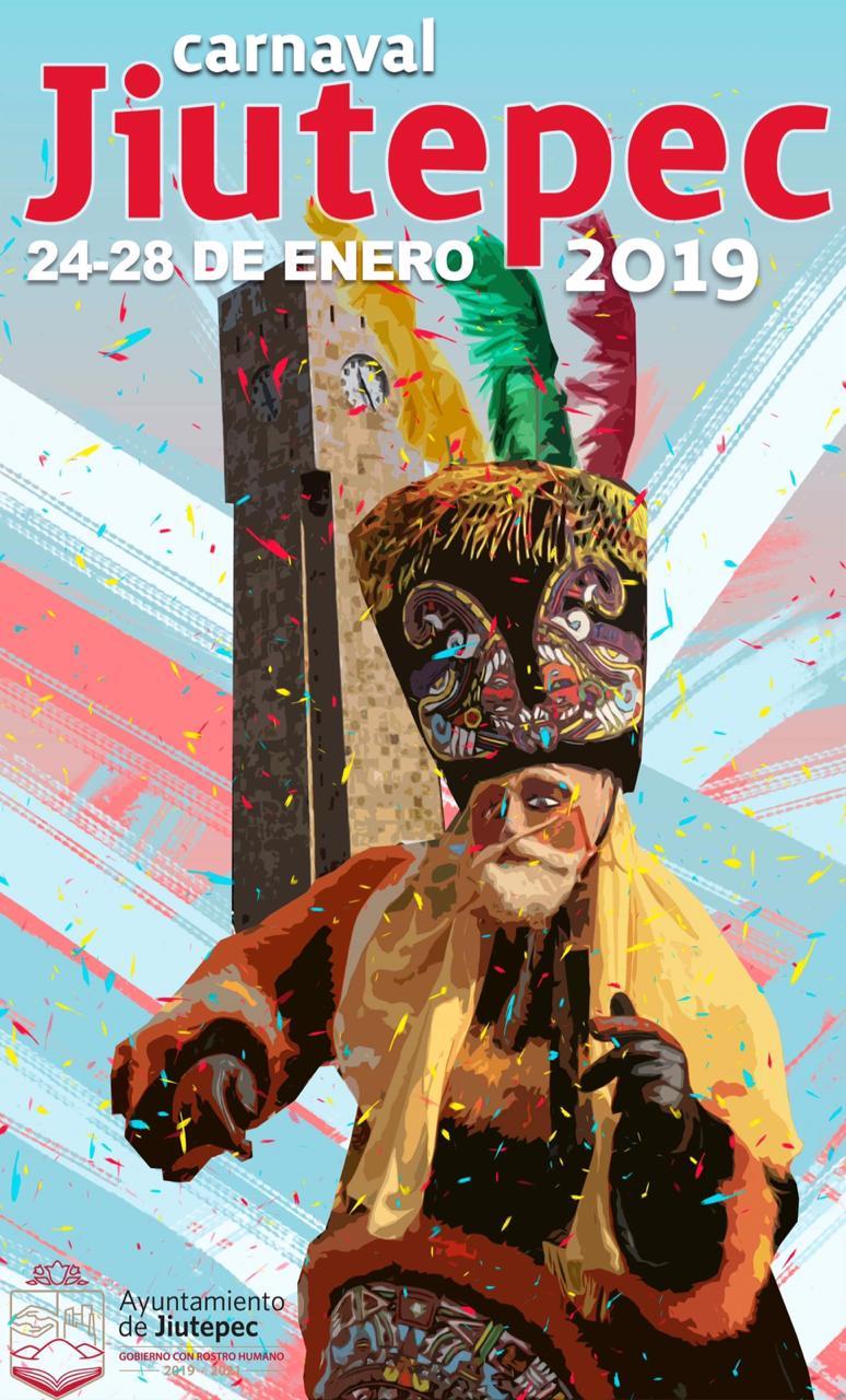 Festival de Jiutepec - Poster