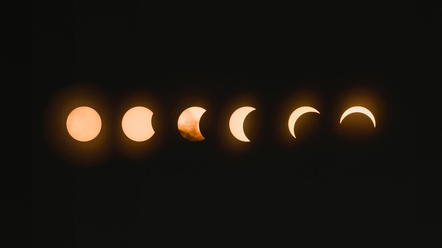 eclipses used to be seen as omens of death