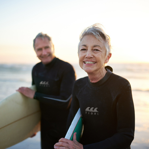 Retirees -