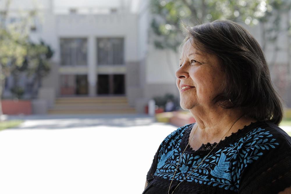 Victoria M. Castro - Former LAUSD School Board Member