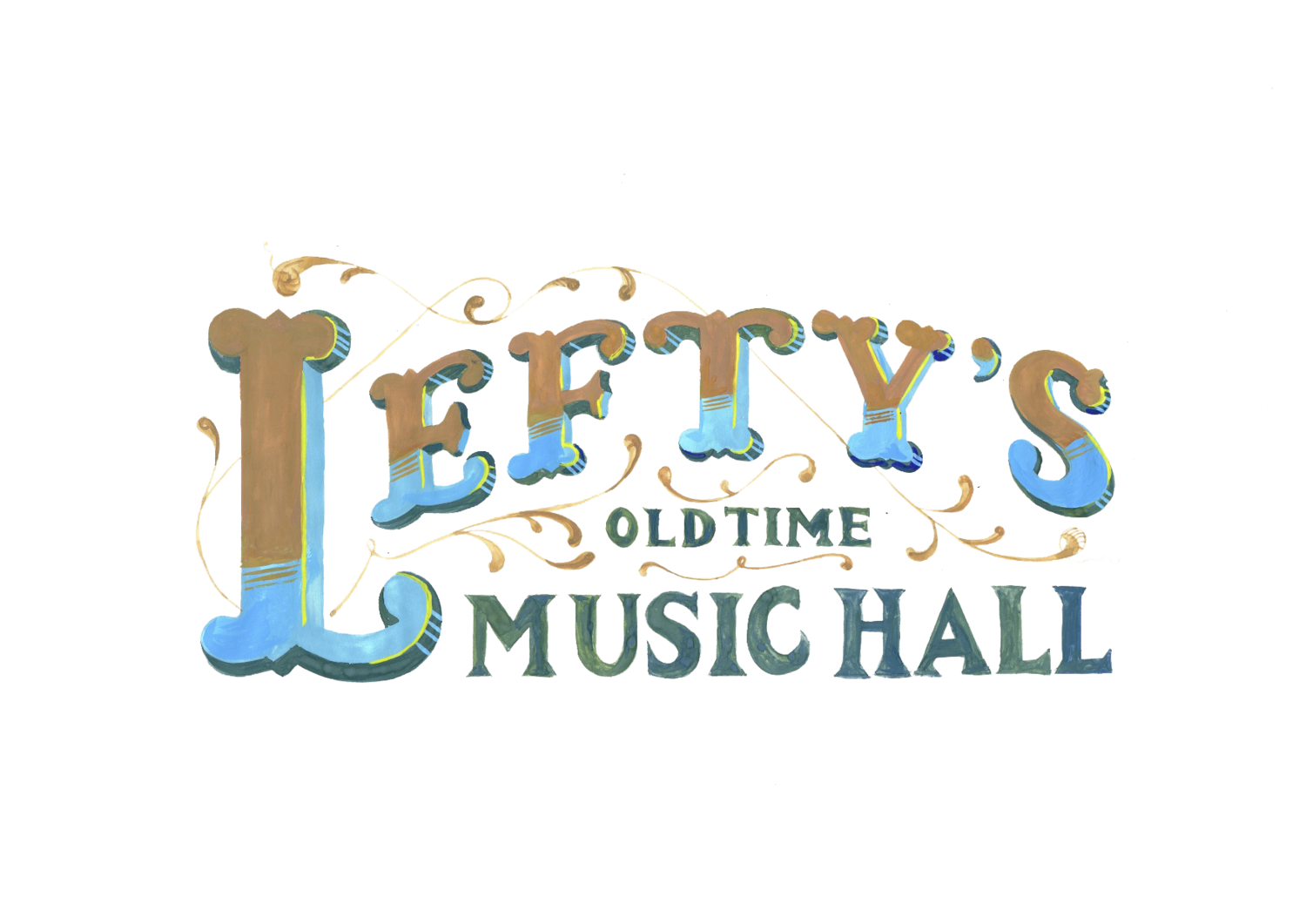 leftys old time music hall