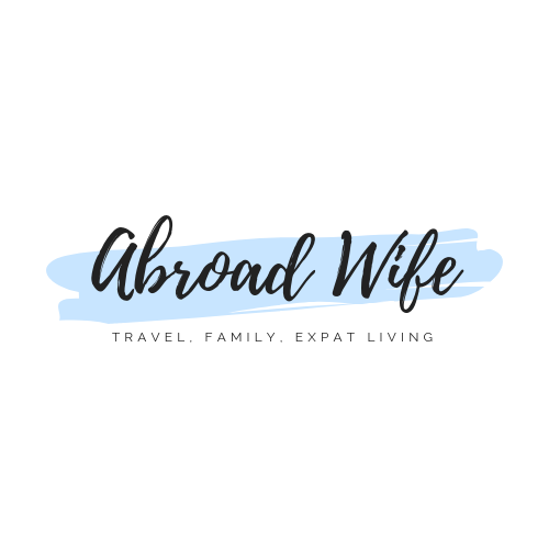 Abroad Wife-Familly Travel