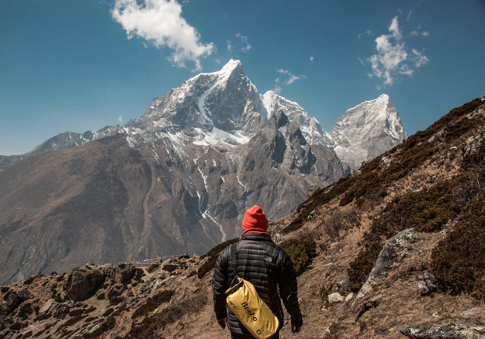EVEREST BASE CAMP - The Worlds' Most Famous Trek returns to the Impact Marathon Ultimate Bolt-On line-up for 2019.Combining the marathon with this extraordinary challenge is not for the faint-hearted…Are you brave enough to 'Do The Double'?
