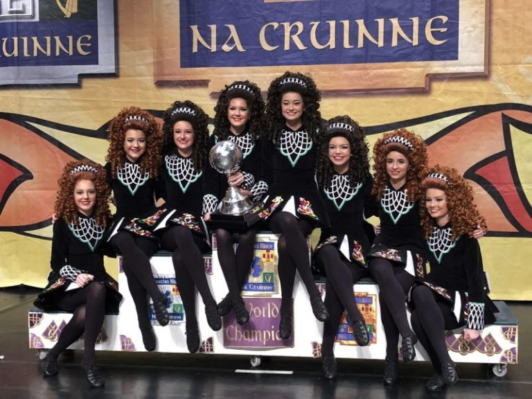 World Champion Lavin Cassidy Irish Dancers