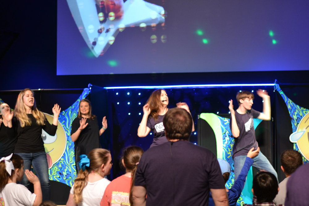 Orchard Kids - Discover the family ministry of Orchard. Focused on helping kids build their faith by using Bible stories, songs, and group activities designed for kids 6 weeks old through 5th grade.