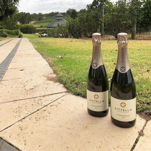 Happy Fri-Yay everyone!!! 🥂🥂🥂#armstrongenergy are starting the weekend right with this superb Chenin Blanc from @sittellawinery. . . .  AE are suppliers of some of the bottling components that package this wonderful creation! 🍾🍾🍾 #wine #winery #sittella #swanvalley #bottling #bottlingcomponents #armstrongenergy