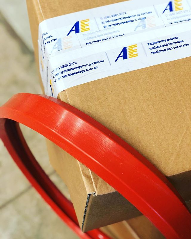 👀Look what's heading out the door today at AE ➡️➡️➡️ SILICONE PIPE SEALS! ⭕️⭕️⭕️ . . . #silicone #pipeseals #armstrongenergy