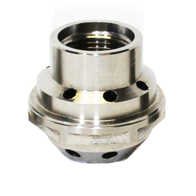 Machined Metal Component