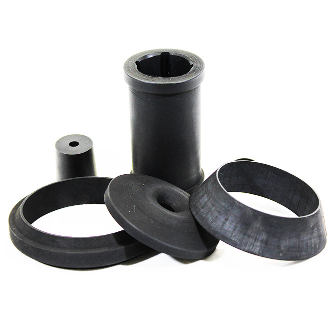 Machined Rubber Components