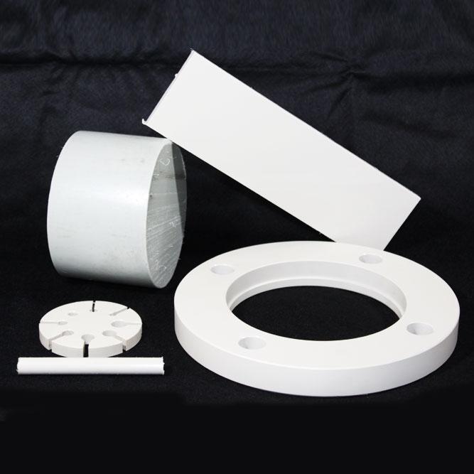 Machined Polypropylene