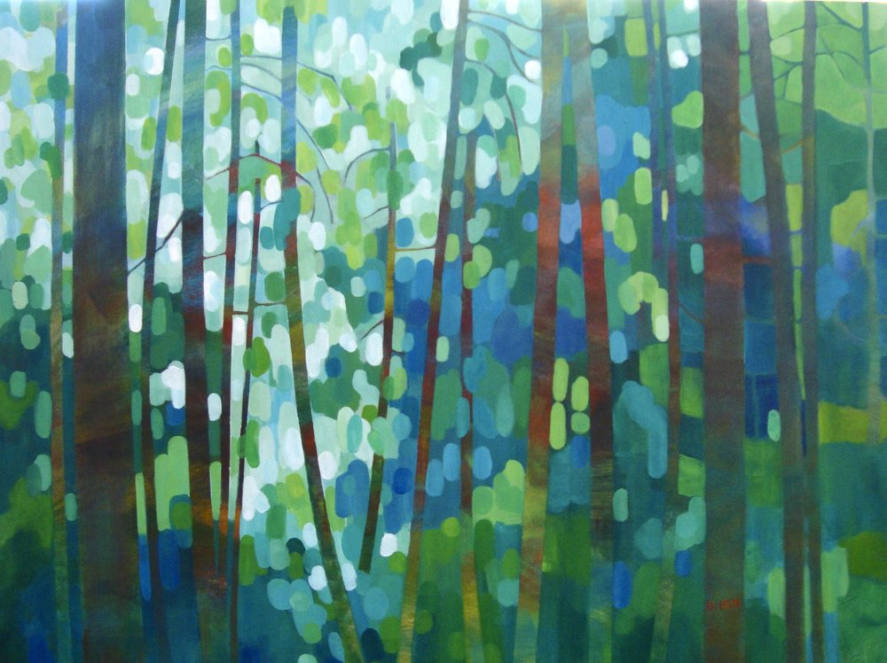 Forest Tapestry 30x40 in.