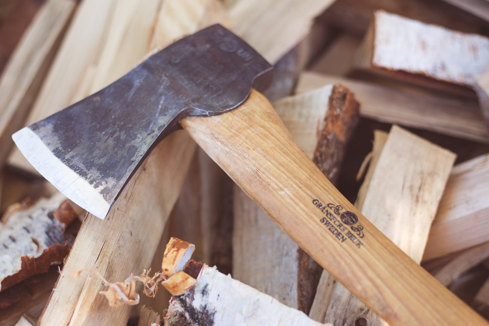 May I bring my ax? - As long as your ax is not a double bit ax you may bring it. However, this is not required, as we provide axes for your throwing pleasure.