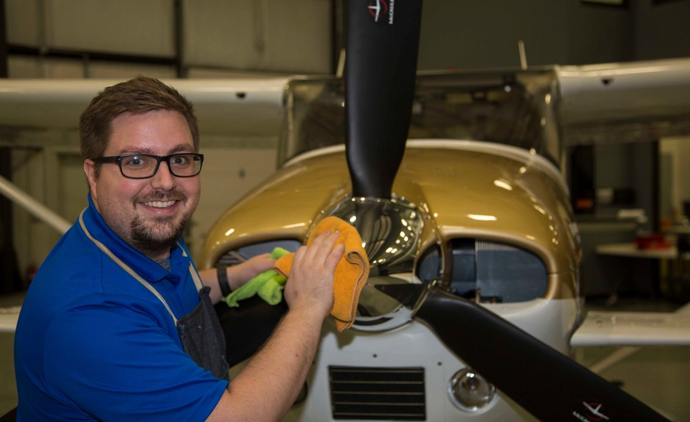 Aircraft Services & Detailing