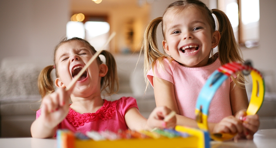 allow children to be noisy in church