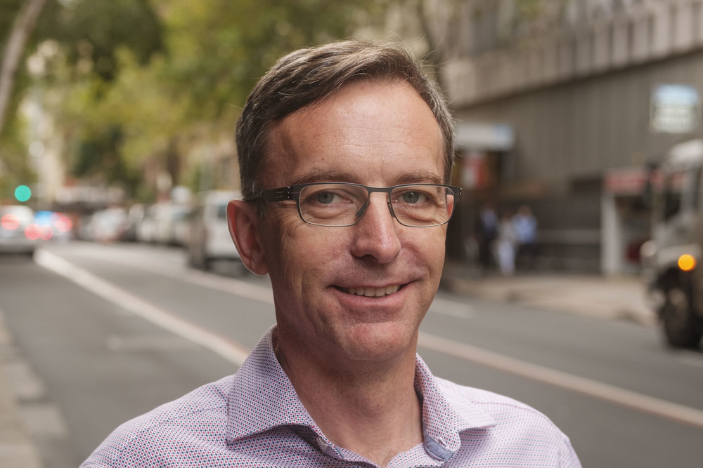 Rev Craig Roberts - Chief Executive OfficerBEc, GAICD, CA, BD(Hons), DipMin, MA(Theol)