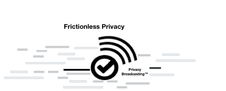 Mission:Frictionless Open Privacy - Privacy that does not burden the customer, with an independent privacy signal people can trust.