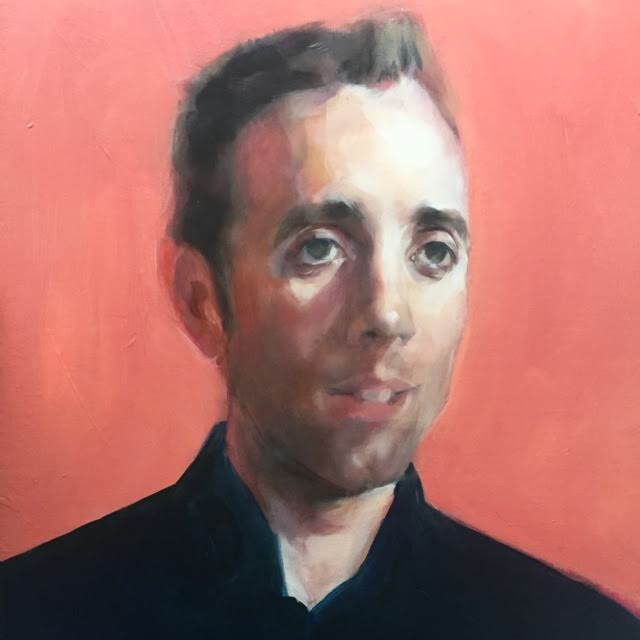 Portrait By Nicky Pasterfield
