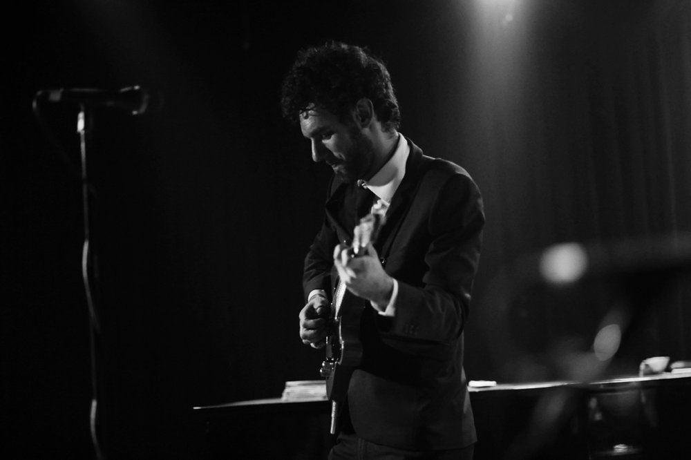 FEDERICO CASAGRANDE - He has released 12 albums as leader or co-leader, most of which produced by major jazz Italian label CamJazz. After winning the first prize in 2007 at Gibson Montreux Jazz Festival Competition, he has been performing very actively in more then 20 countries all over the world.