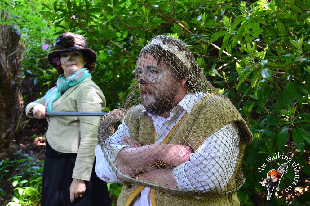 'Brambly Hedge goes to Gordon Castle' -
