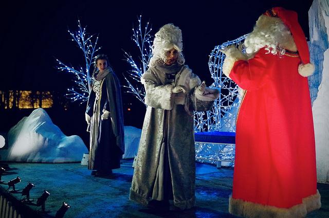 Christmas at Kew - 2014-2019 inclusive