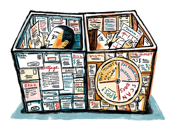illustration courtesy of  robert neubEcker