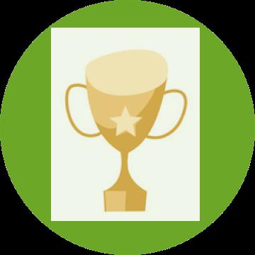 >21 - Abgeräumte Awards
