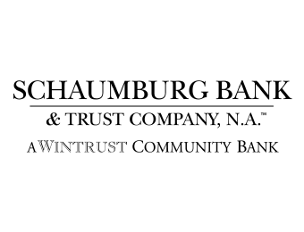 Schaumburg Bank & Trust - Schaumburg Bank & Trustoffers banking solutions tailored to our customers, their needs, and our unique community. We're a Wintrust Community Bank, part of a family of community banks, committed to providing true community banking services. Whether you're looking for a checking account for your family, a first savings account for your child, a mortgage for your new home, or a loan for your local business, we can help.