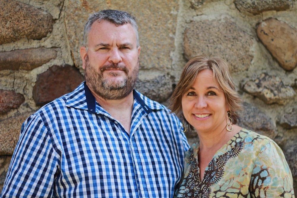 Pastors Van & Lori Bradeen -