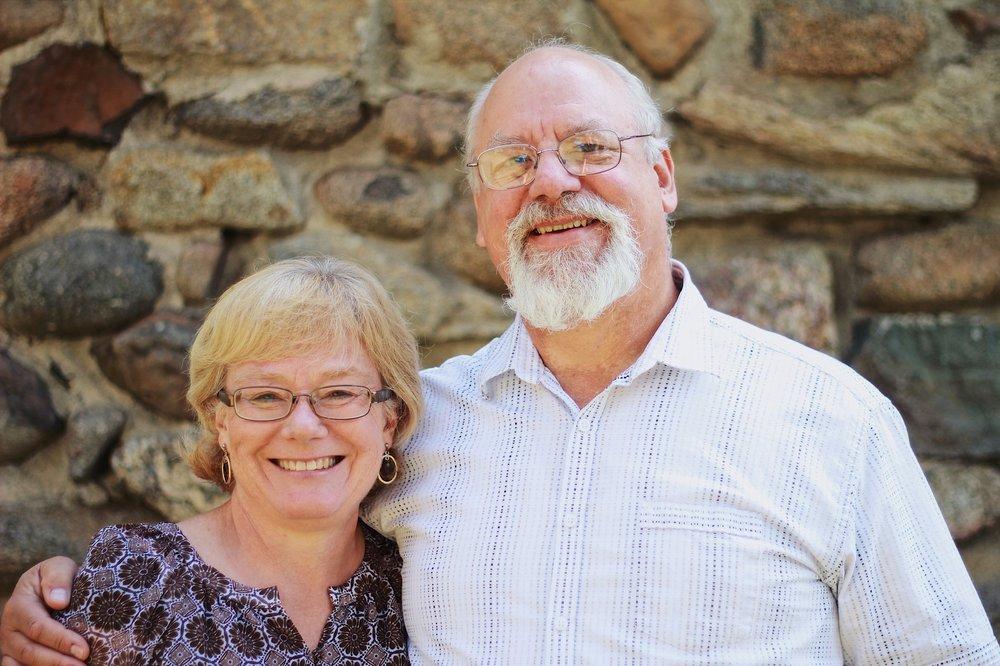 Dr. John & Kim Frlan -