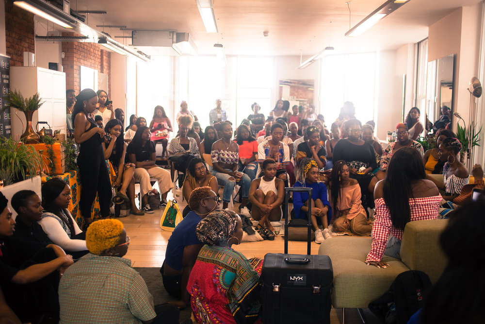 About - A day event providing massages, henna, energy reading, a self care workshop, panel talks and more…