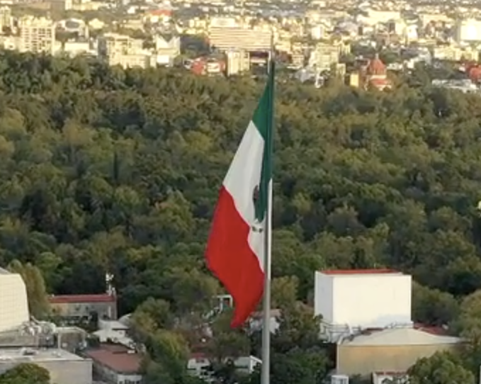 BANDERAS DE MÉXICO