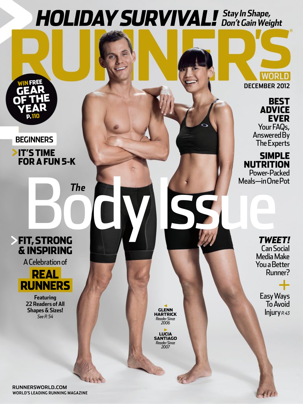 RUNNER'S WORLD | Publication
