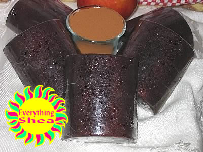cinnamon glycerin soap shea butter lisa maliga