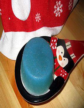 berry blue christmas soap recipe lisa maliga