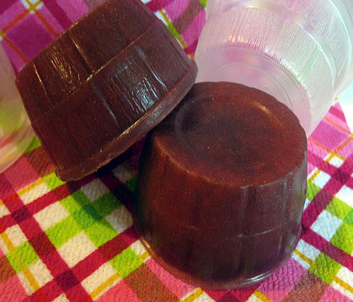 apple barrel glycerin soap