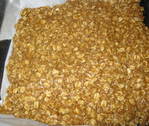 kamut oats batter