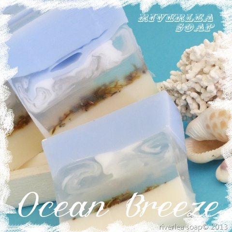 Ocean Breeze Melt & Pour Soap