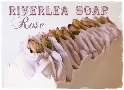 Riverlea Rose Soap