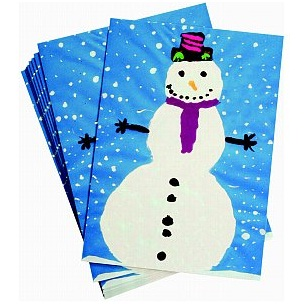 Snowmencards