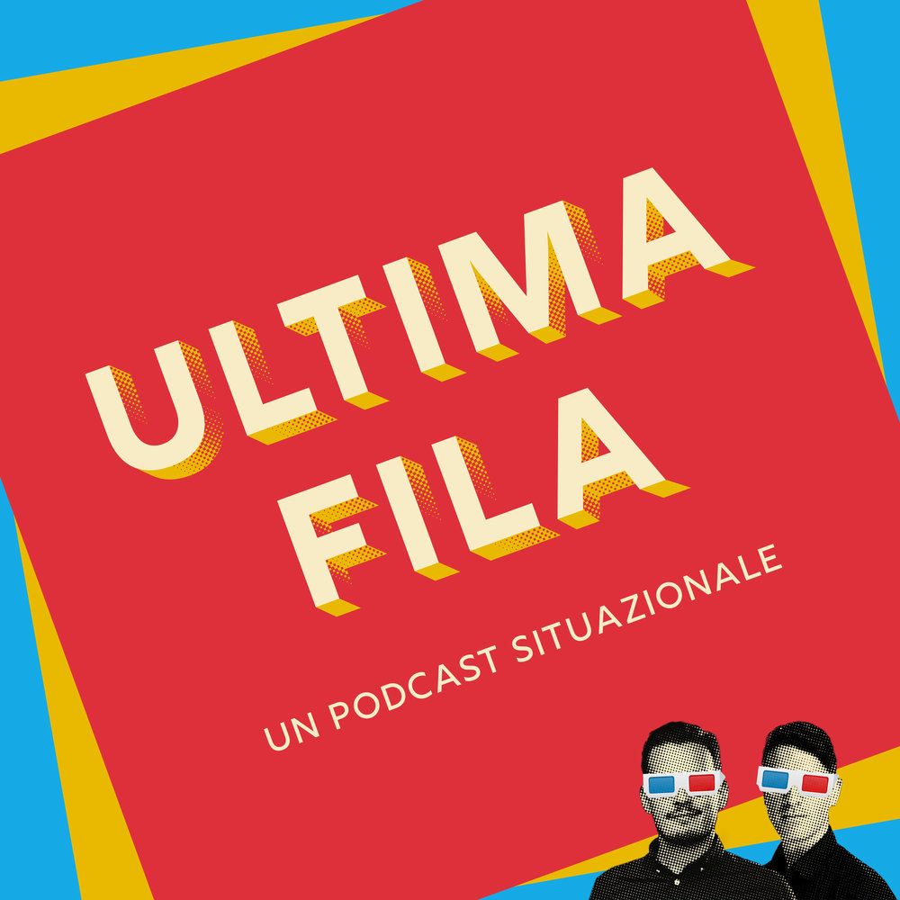 Ultima Fila - Podcast